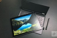 Win10版ARM平板PC:联想Miix 630上手看