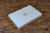 玫瑰金纯白配色 戴尔新XPS 13轻薄本开箱