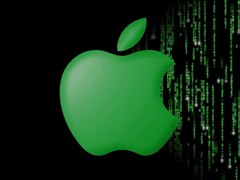 【高清图】苹果1024×768高清晰桌面壁纸欣赏(六)