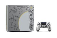 新《战神》限定版PS4 Pro主机长啥样?