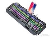 新盟 x10曼巴狂蛇复古朋克旗舰升级版键盘(青轴)