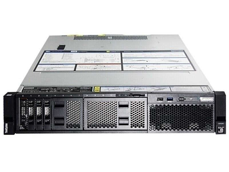 联想ThinkSystem SR590(Xeon 银牌4110*2/16GB*2/1.2TB*3)