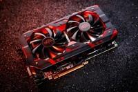 血色恶魔 迪兰DEVIL RX 590 8GB显卡图赏