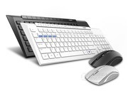 雷柏 8200M 多模式无线鼠标套装
