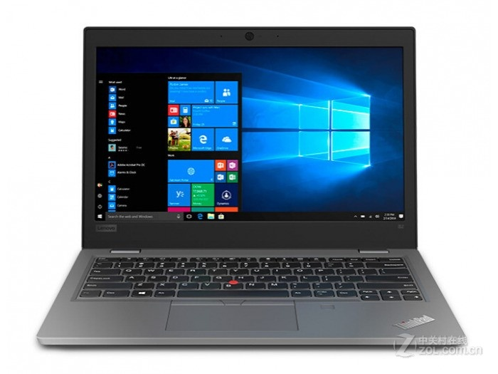 ThinkPad New S2 2019(20NVA000CD) 银色