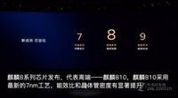 华为nova 5 Pro(8GB/128GB/全网通)发布会回顾3