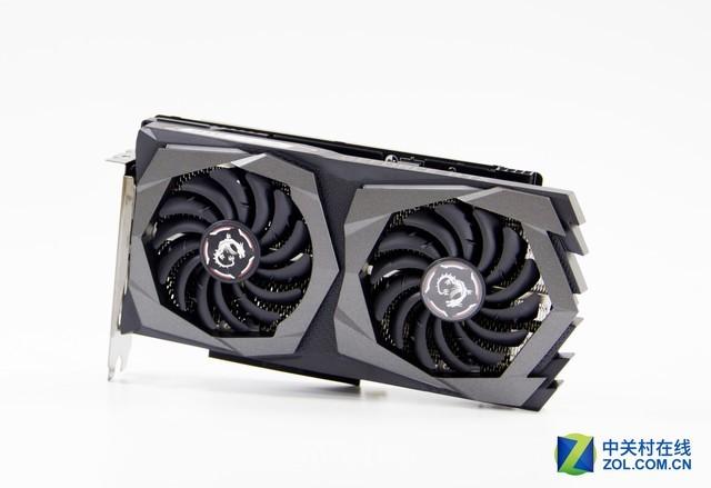 微星(MSI)旗舰魔龙 GeForce RTX 2060 GAMING Z 6G