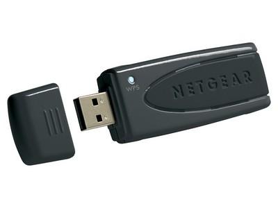 NETGEAR WNDA3100 松下电视专配无线网卡,速度快,不卡
