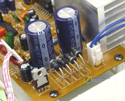典型的桥式整流电路