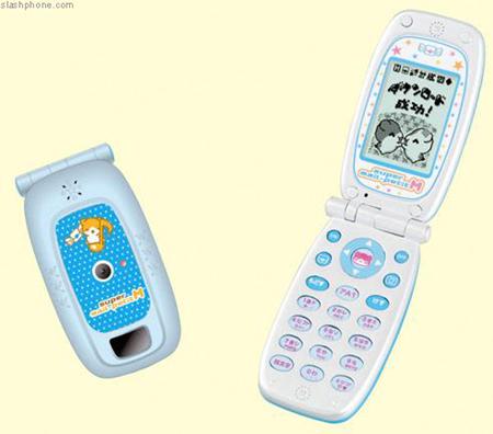 居然搞图纸日本人推出儿童玩具手机_手机八卦洒水器谷物语星露图片