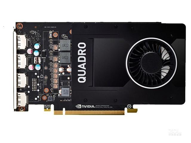 NVIDIA Quadro P2200 5GB售价3099元