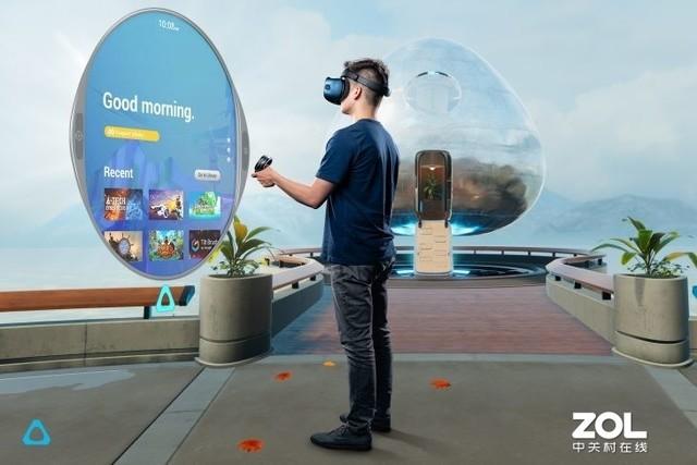 手机软件买彩票安全吗,HTC新VR产品Vive Cosmos将上市