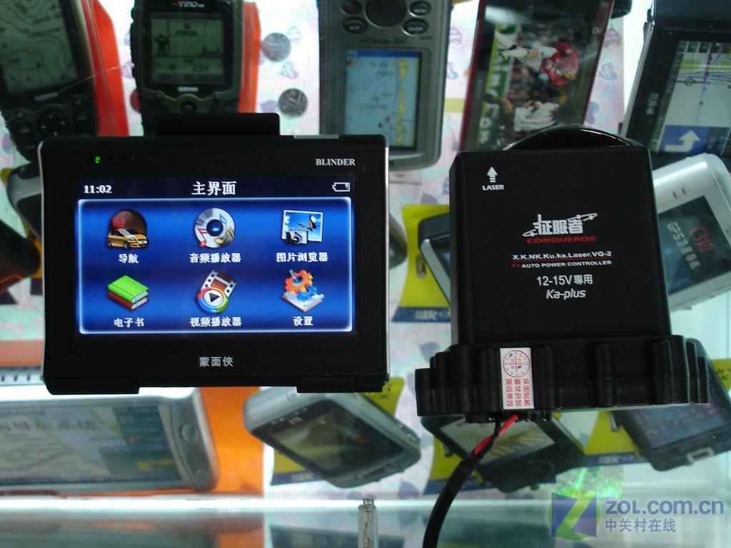 梁朝伟的新欢:熊猫GM800(图)__科技时代_新浪网
