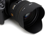 适马50mm f/1.4 EX DG HSM相机组合图