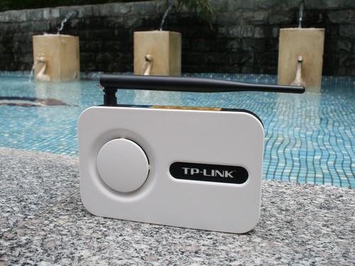 时尚经典 实测TP-LINK WR340G+无线路由