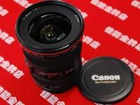 超值广角镜头 佳能EF 17-40mm f4L USM