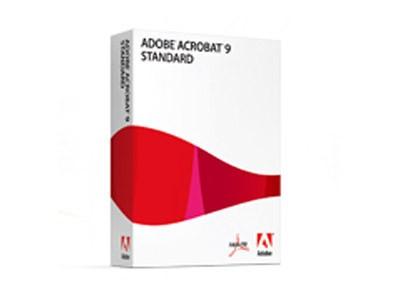 Adobe Acrobat 9.0 Standard for Windows(英文)