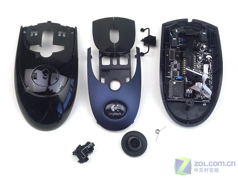 Use The Logitech G1 S Shell With The Insides From A G100s