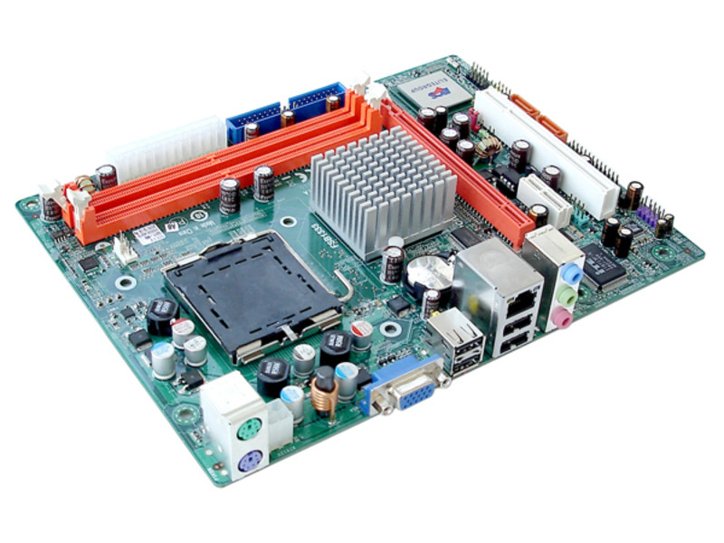 Ecs g31t-m9 motherboard