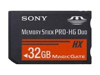 4皇冠信誉 索尼 Memory Stick PRO-HG Duo(32GB)