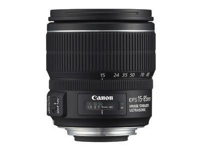 深圳IT网报道:佳能EF-S 15-85mm f/3.5-5.6 IS USM