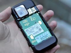 金属身侧滑键 诺基亚N97 mini行货小降