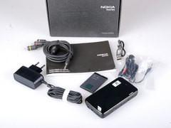 非塞班智能机 诺基亚N900今日报价3300元