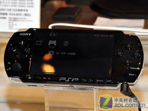 玩镜像不需要刷机了! 索尼PSP3000超值-索尼