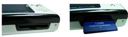 拍照加扩卡 YMA旗下MP600型MP4试用