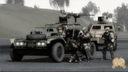战地2 现代战争 多张截图泄露