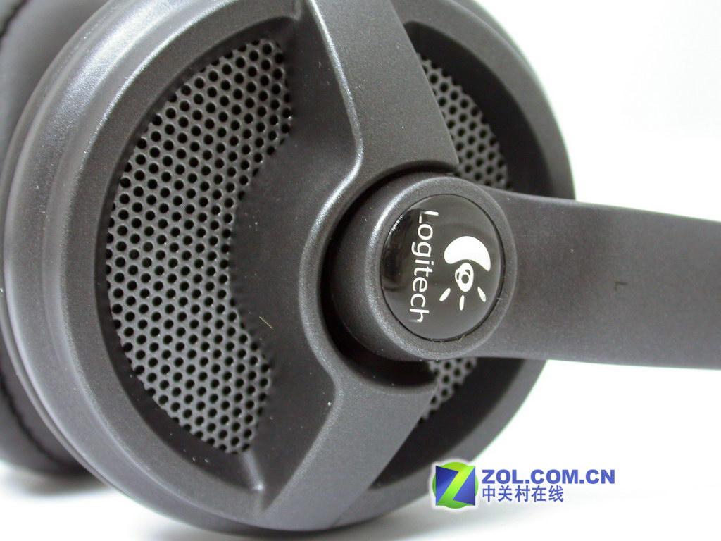 罗技USB 350耳机麦克风图