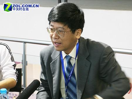 奥林巴斯中国公司技术担当本部长大浦康达先生