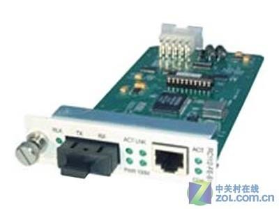 瑞斯康达 RC112-FE-S1光纤收发器百兆单模双纤全新原装、质保3年