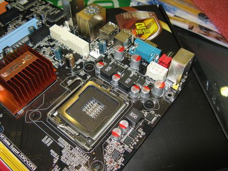 昂达电脑机箱主板接线图