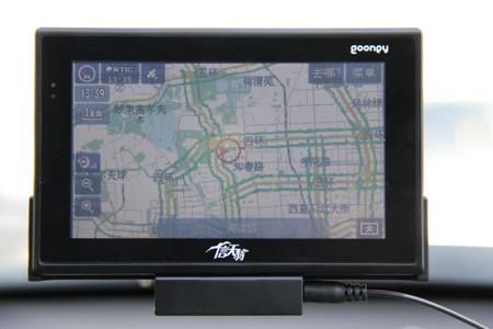 防堵车+CMMB 动态GPS信天翁G-501评测