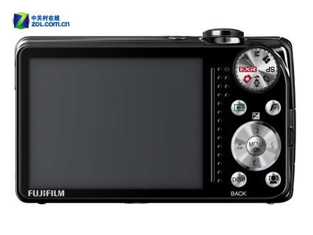 十倍光学变焦高清视频 富士F80EXR发布