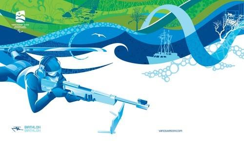 2010年温哥华冬季奥运会官方高清壁纸