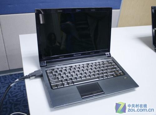 i3芯310M独显 联想V460商务本报4820元