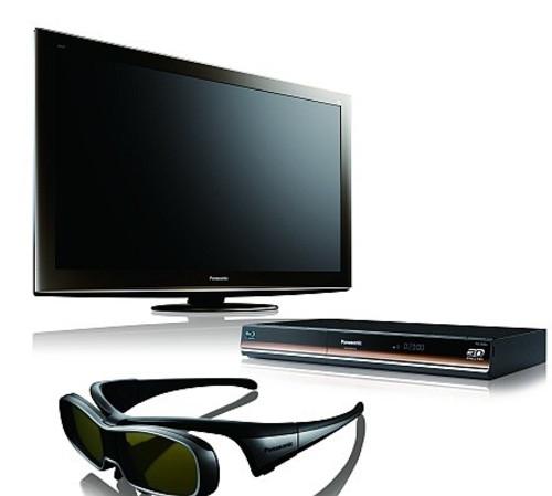 3D电视套装发售 松下北美区曝2500美元