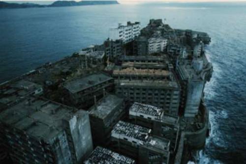 日本现代鬼岛的神秘面纱