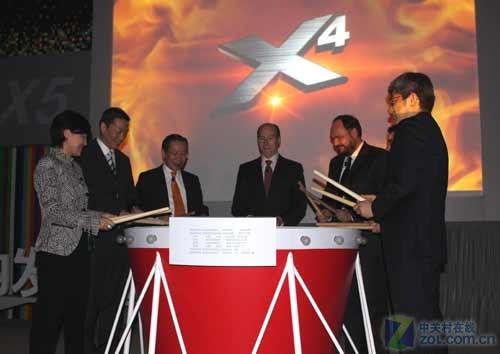 迎接Nehalem-EX  IBM发布eX5服务器架构
