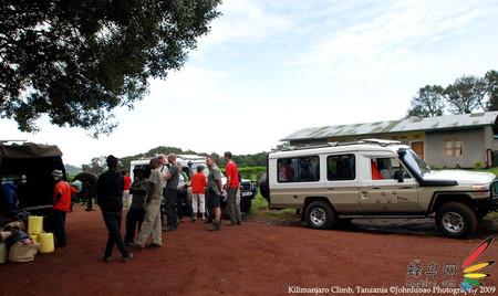 触及非洲之巅Kilimanjaro——蜂友Johnlubao