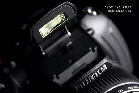 30倍光变背照式CMOS 富士HS11评测首发