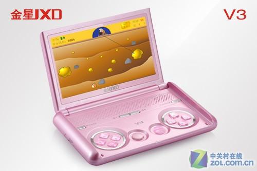 金星V3游戏MP4开学促销降价仅售399元