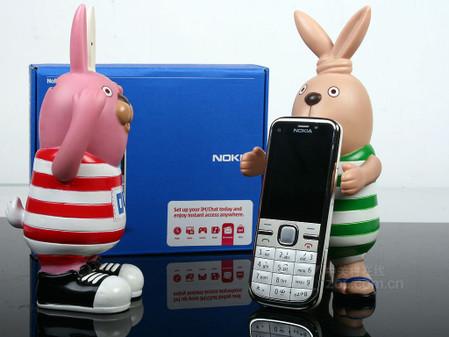 小巧实用直板手机 诺基亚C5港行促销中