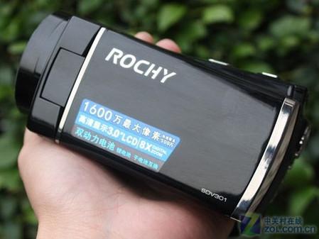 双动力供电 入门级DV乐彩SDV301试用手记