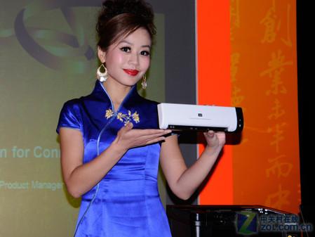 中国绿色智慧 惠普发布智慧型激打新品