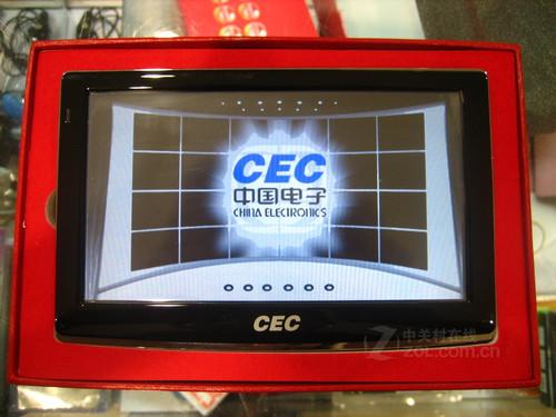6英寸高清 CEC电视GPS导航内置正版图