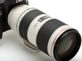 佳能EF 70-200mm f/2.8L IS II USM局部细节图