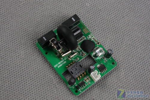 伯凯3500f无线鼠标 电路板